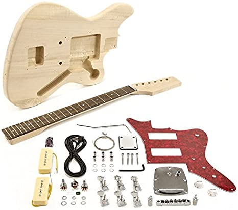 Kit de Bricolaje de Guitarra Electrica Seattle Jazz: Amazon.es ...