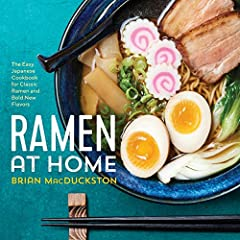 Restaurant-quality ramen, made homemade easy.              Getting good ramen doesn't have to mean going out. Ramen at Home makes it easy to create savory, sumptuous, and authentic ramen bowls right in your very own kitchen. F...