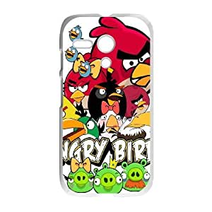 Motorola G phone cases White Angry Birds cell phone cases Beautiful gifts YWRD4668079