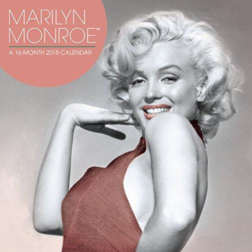 Marilyn Monroe Mini - 2018 Marilyn Monroe Mini Calendar (Day Dream)