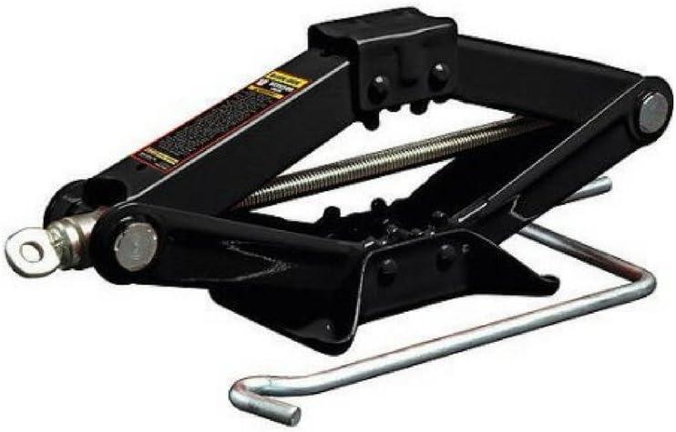 Fasmov Scissor Jack-1.5 Ton,Black