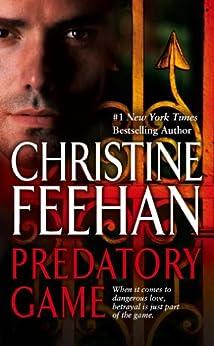 Predatory Game (Ghostwalker Novel Book 6) by [Feehan, Christine]