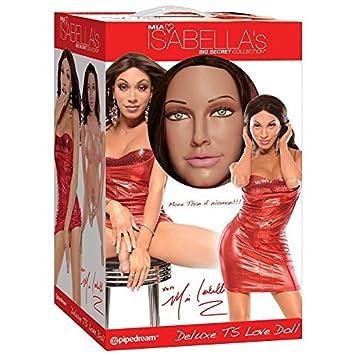 Транс mia isabella видео онлайн