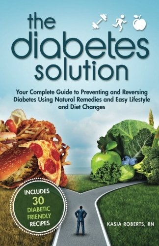 Diabetes Solution Preventing Reversing Lifestyle product image