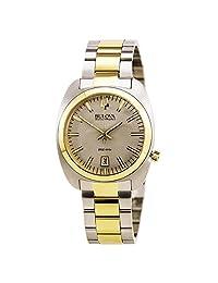 Bulova Men's Accutron Ii 98B272 Silver Stainless-Steel Quartz Watch