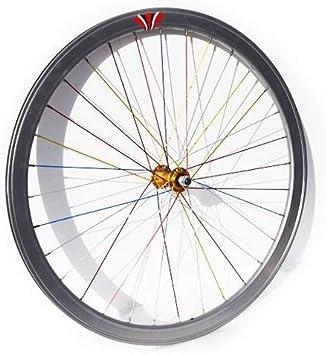 Riscko Wonduu 003l Rueda Delantera Bicicleta Personalizada Fixie ...