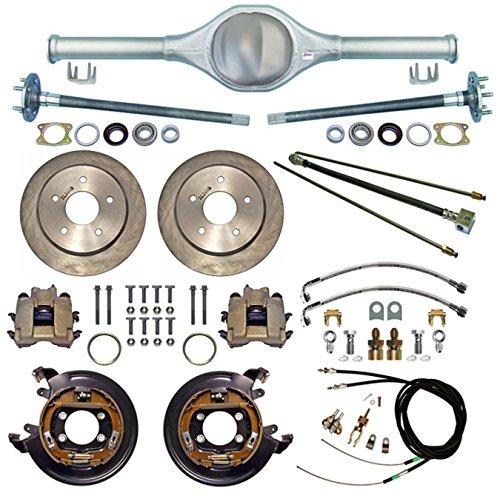 Top Combination Axle Kits