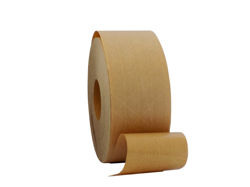 T.R.U. WAT-WAE Water Activated Reinforced Paper Gummed Tape: 2.75 inches x 500 feet (Pack of 1) GGR Group