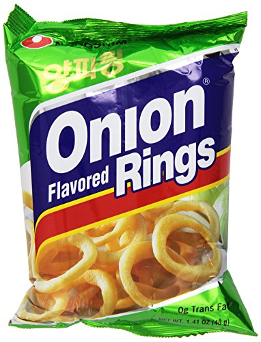 Nongshim Onion Flavored Rings, 1.41 Ounc - Onion Rings Shopping Results