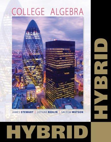Bundle: College Algebra, Hybrid (with Enhanced WebAssign with eBook) + Enhanced WebAssign Homework with eBook Access Car
