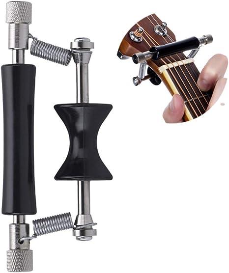 KYLINDRE Guitarra Capo, Guitarra portátil Capo Guitarra para ...