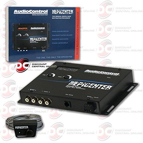 2016 Audiocontrol Car audio Digital Bass Restoration Processor (Black)