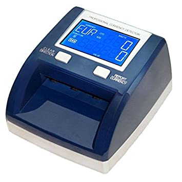 Yatek Detector Billetes Falsos EUR,GBP, SEK, Cuenta Billetes y Suma el importe, actualizable, testado por el BCE, admite Billetes de 50 SE-0320: Amazon.es: ...
