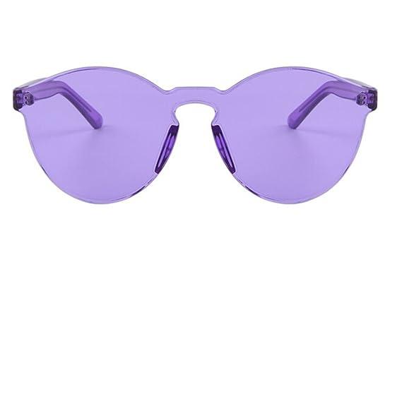 Wonderfulhony lunettes de soleil de thérapie de couleur pour l'homme et les femmes ShxSbNYK