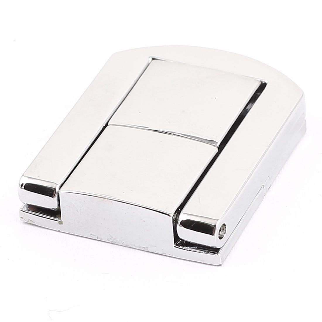 eDealMax Maleta caja 30mm x 25mm Caso y perno de cierre Cierre de plata del tono - - Amazon.com