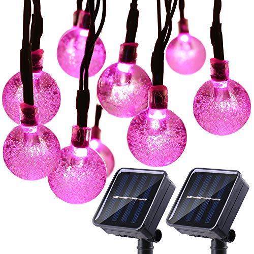Solar Fairy Light Balls in US - 8