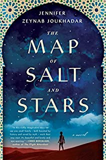 Book Cover: The Map of Salt and Stars: A Novel