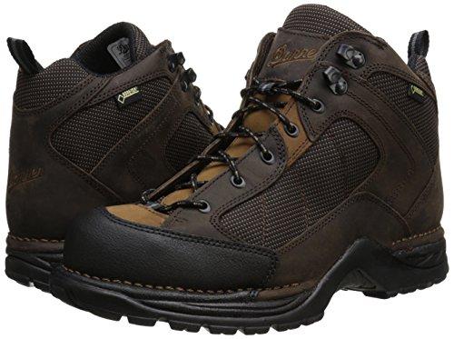 Danner Men's Radical 452 GTX Outdoor Boot,Dark Brown,10 EE US by Danner (Image #6)