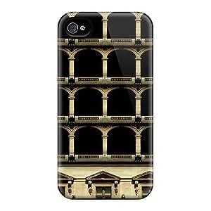 For Iphone 4/4s Premium Tpu Case Cover Art Protective CaseMaris's Diary