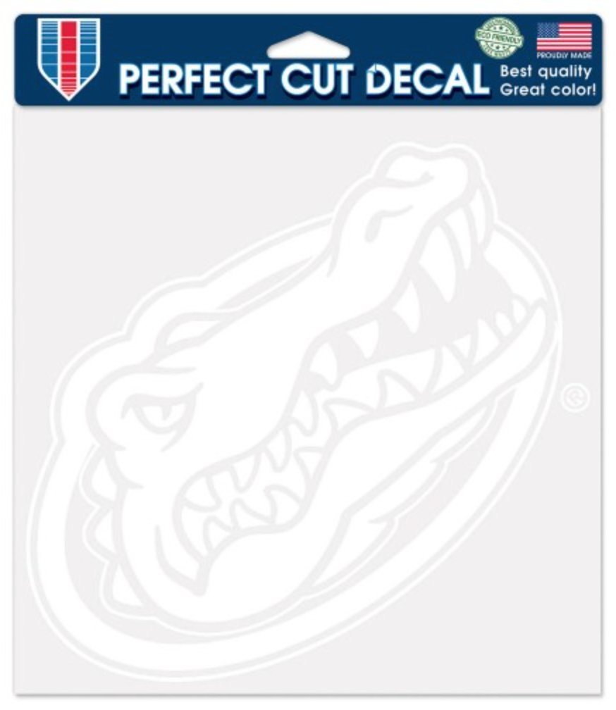 Florida Gators Official NCAA 4x4 Die Cut Car Decal by Wincraft