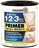 Zinsser Bulls Eye 123 Plus Primer 1 Qt
