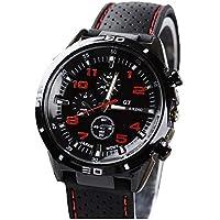 Relógio Masculino Pulso Esportivo Pulseira Silicone