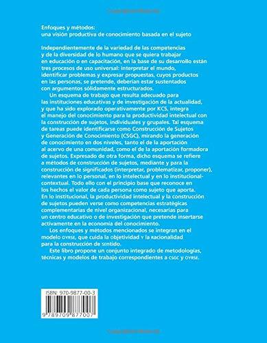 Leer y escribir para ser sujeto (Spanish Edition): Nava Javier: 9789709877007: Amazon.com: Books