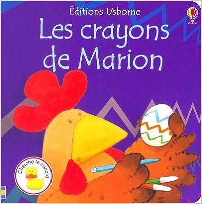 Livres gratuits Les crayons de Marion pdf, epub