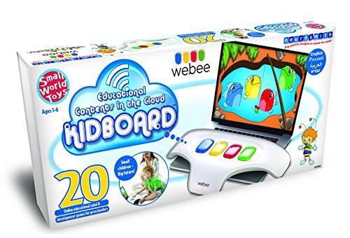 Small World Toys Neurosmith - Webee 20 games Kit