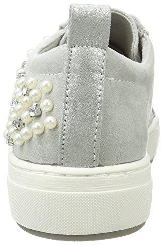 Tozzi Marco EU 36 Basses Sneakers Femme 23736 Comb Gris Grey Rose URCZxfqUw