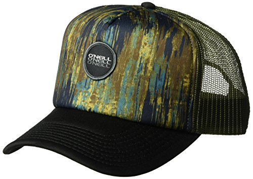 O'Neill Men's Ez Freak Trucker Hat, Dark Navy, ONE