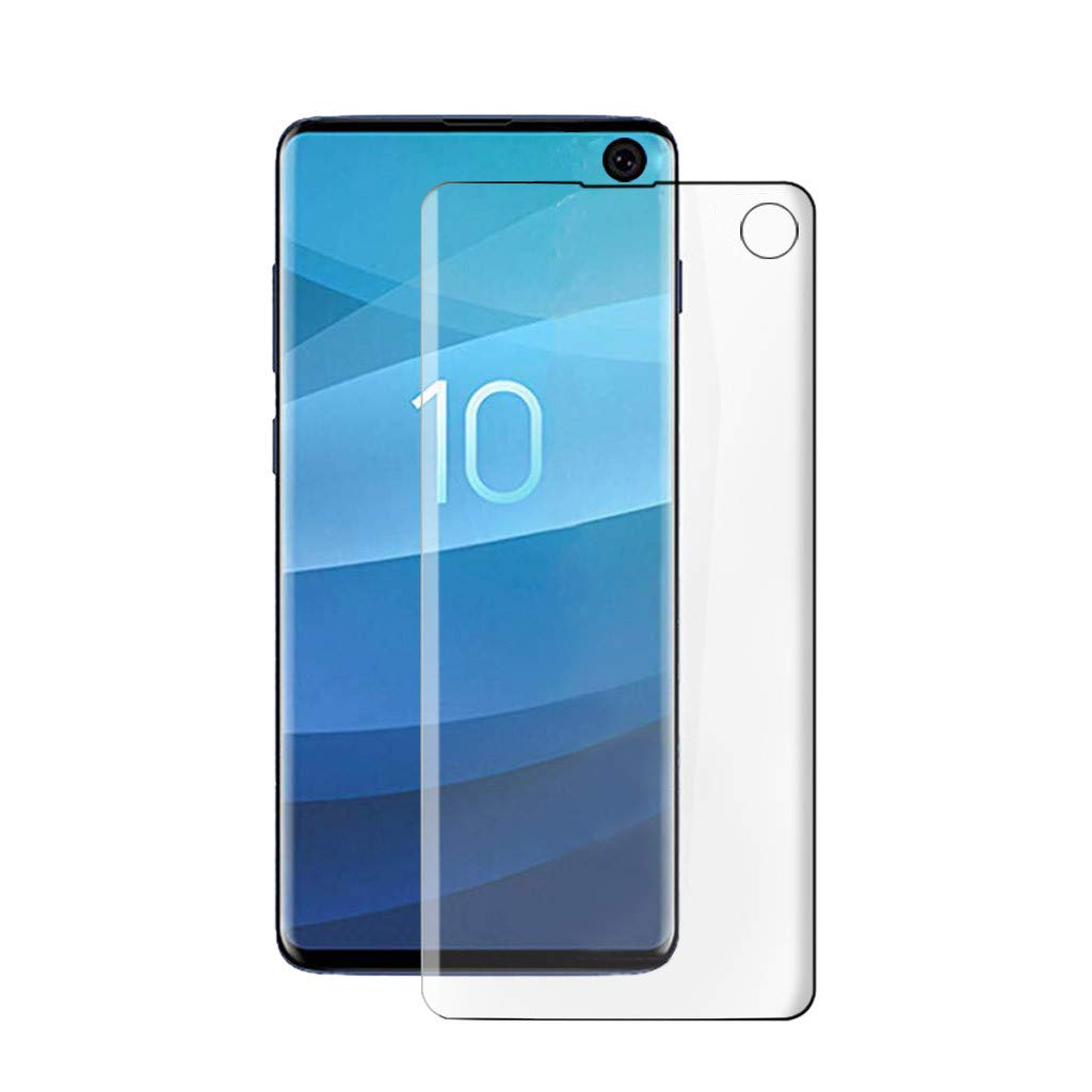 for Samsung Galaxy S10 Screen Protector, Soft TPU Cover Screen Film Protector for Samsung Galaxy S10 6.1 inch