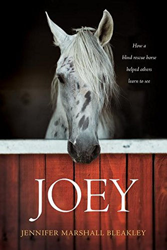 Joey: How a Blind Rescue Horse Helped Others Learn to See cover