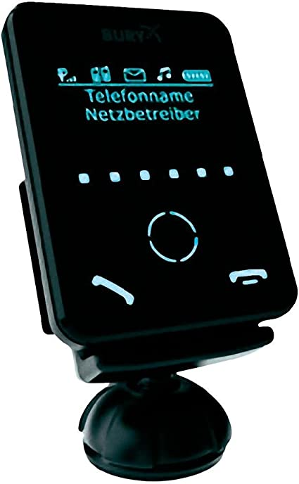 Bury Cc 9058 Bluetooth Freisprecheinrichtung Mit Elektronik