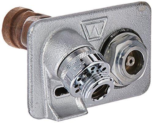 Woodford 65P-CC Model 65 CC Wall Hydrant, P Inlet (Garden Key Loose Valve)