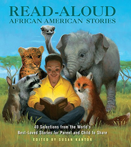 Books : Read-Aloud African-American Stories: 40 Selections from the World's Best-Loved Stories for Parent and Child to Share