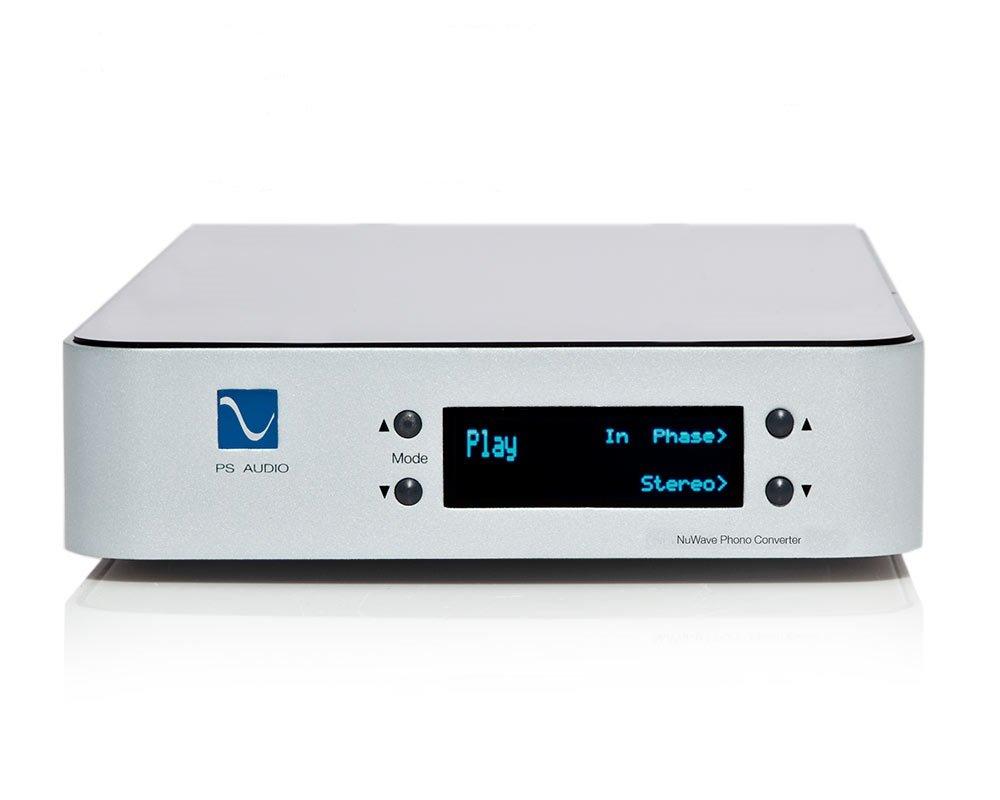 Amazon.com: PS convertidor de audio Nuwave Phono en plata ...