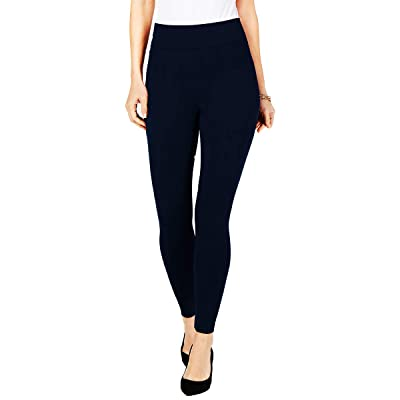 Alfani Women's Petite Comfort-Waist Leggings at Women's Clothing store