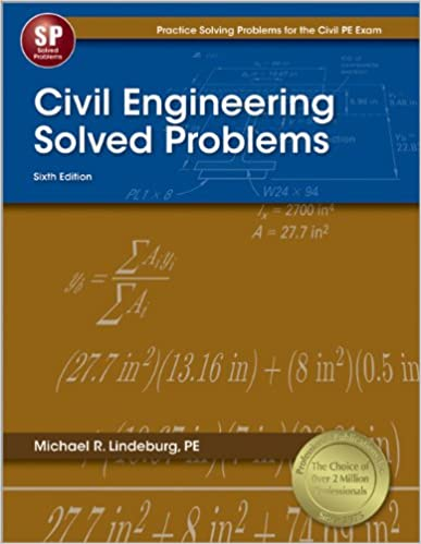 Civil engineering solved problems 6th ed michael r lindeburg pe civil engineering solved problems 6th ed 6th edition by michael r lindeburg fandeluxe Image collections