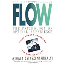 Flow - The Psychology Optimal Experince - Steps Toward Enhancing The Quality Of Life