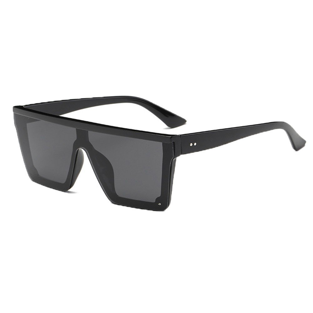 Et Lunettes One Femmes Sunglasses Carré 2018 Hommes New Lens Piece LVMGzpqSU