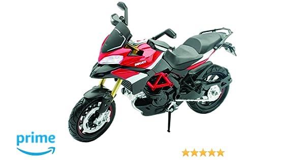 New Ray 57533 Ducati Multistrada 1200 S Pikes Peak - Moto: Amazon.es: Juguetes y juegos