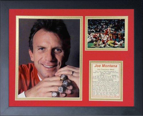 49ers Ring San Francisco Montana (Legends Never Die