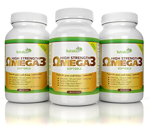 Omega Fish Oil Supplement Molecularly