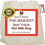 Finest Nut Milk Bag - 12