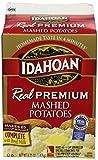 Idahoan Real Mashed Gable Carton, Premium, 52 Ounce Idahoan