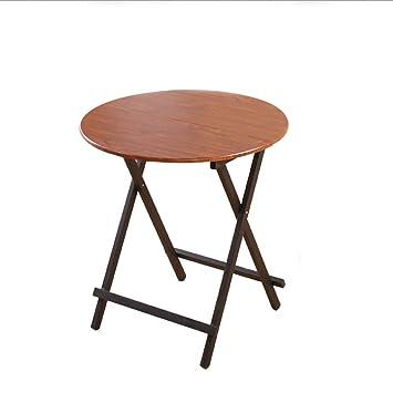 Xyanzi Table Pliante - Petite Taille - Table de Jardin - Ronde ...