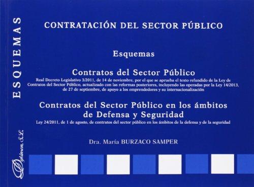 Descargar Libro Contratación Del Sector Público. Esquemas ) María Burzaco Samper
