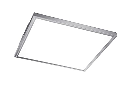 Plafoniere Led 60x60 : Trio leuchten  future plafoniera led watt