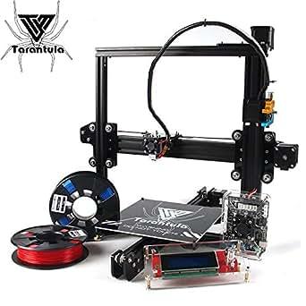TEVO 3D Printer,Tarantula I3 Stardard Printing Bed 3D Printer Kit with 2 Rolls Filament and SD Card